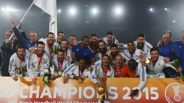 Retour sur l'année 2015: le Mondial de Handball