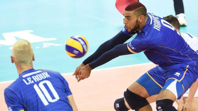 Retour sur l'année 2015: le championnat d'Europe de Volley