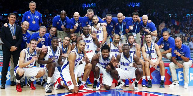 Retour sur l'année 2015: l'EuroBasket