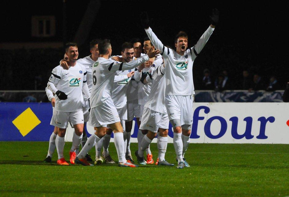 Avant Granville, eux aussi on créé l'exploit en Coupe de France