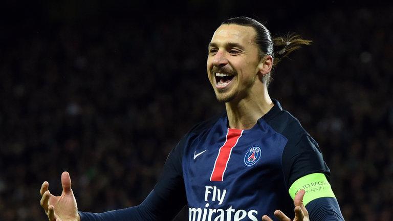 En 4 ans, Zlatan a vraiment marqué l'histoire du PSG et de la Ligue 1