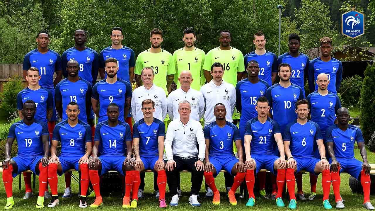 Pour l'Equipe de France, un seul objectif: gagner!