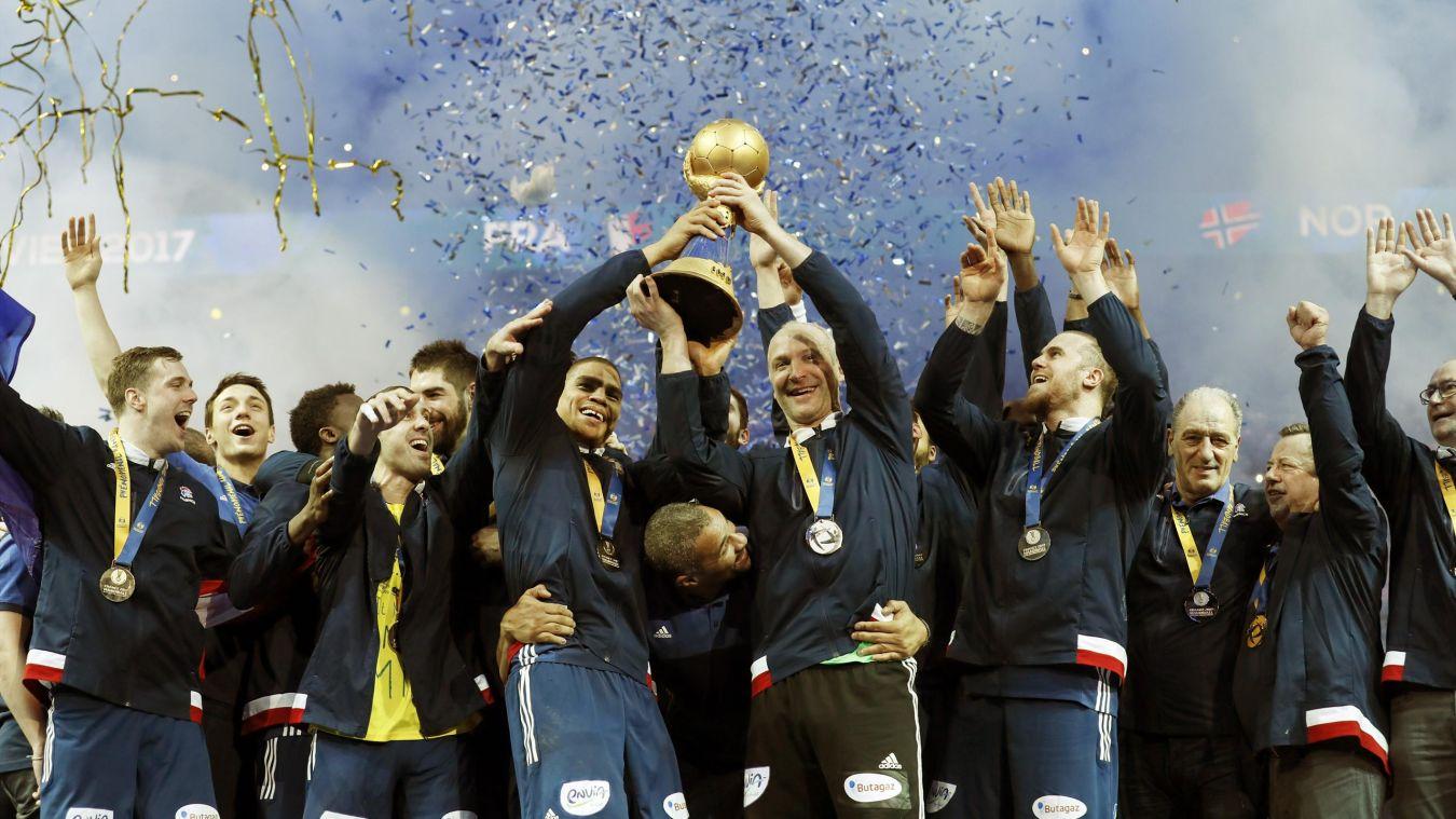 Les Experts, ou la meilleure équipe de l'histoire du sport français