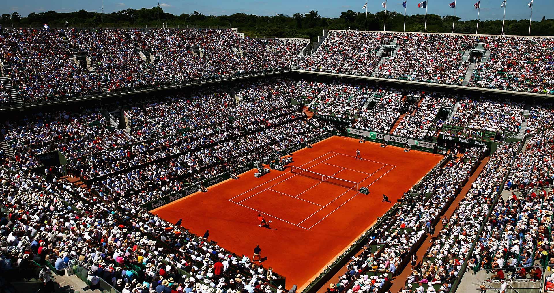 Les favoris de Roland Garros