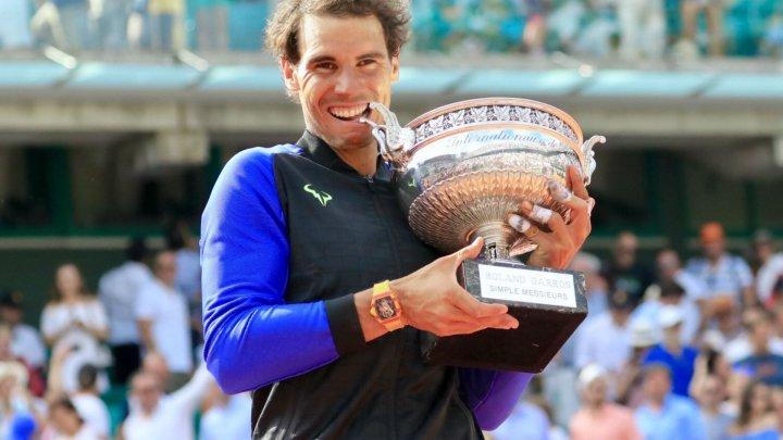 Les dix victoires de Nadal à Roland Garros