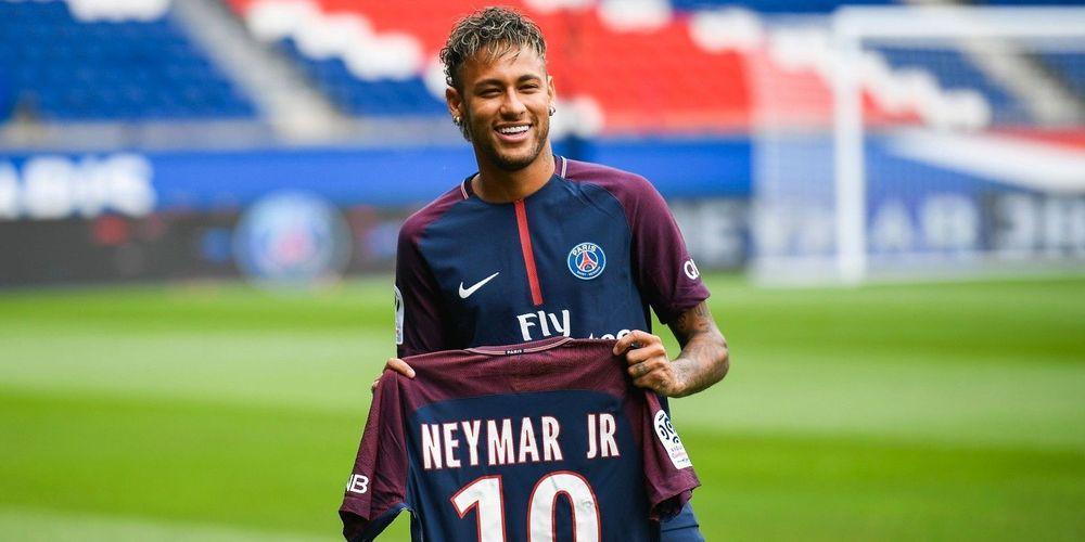Neymar chiffres