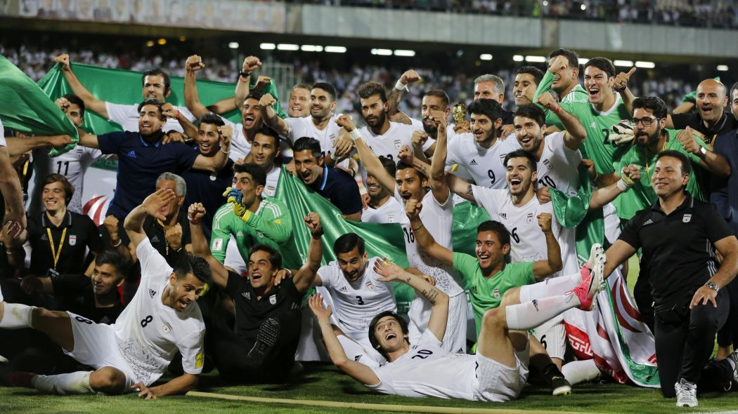 L'Iran, déjà content d'être là