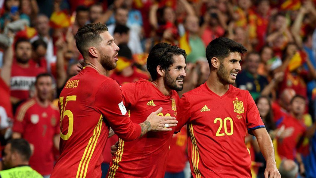 L'Espagne est revancharde