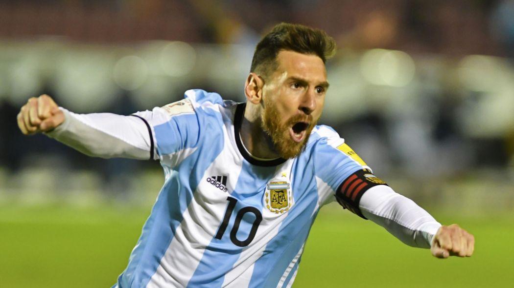 L'Argentine croit au Messi