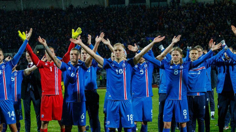 L'Islande à l'abordage de la Coupe du Monde