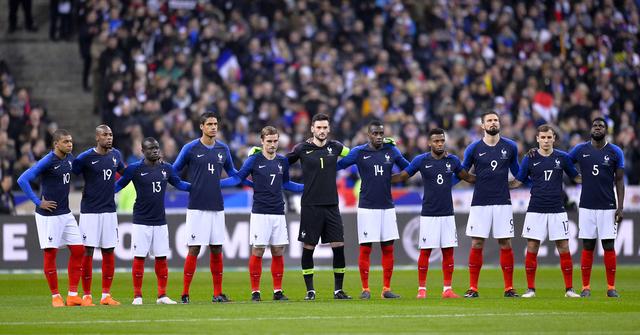 La France veut aller au bout: découvrez les 23 Bleus qui iront en Russie