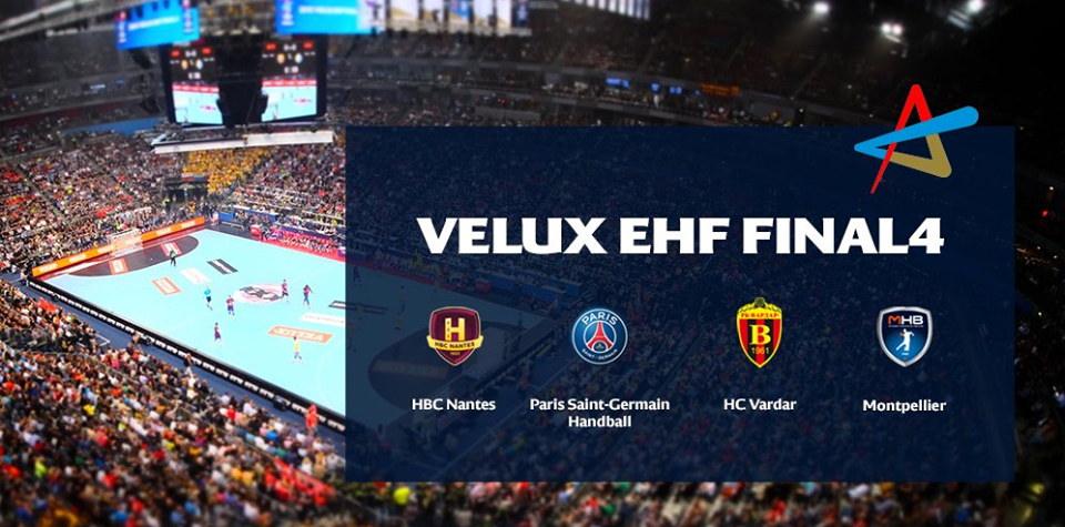 3 clubs français dans le Final Four de la Ligue des Champions de Handball!