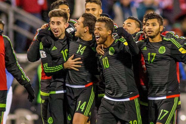 Le Mexique en habitué