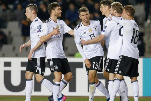 L'Allemagne remet son titre en jeu