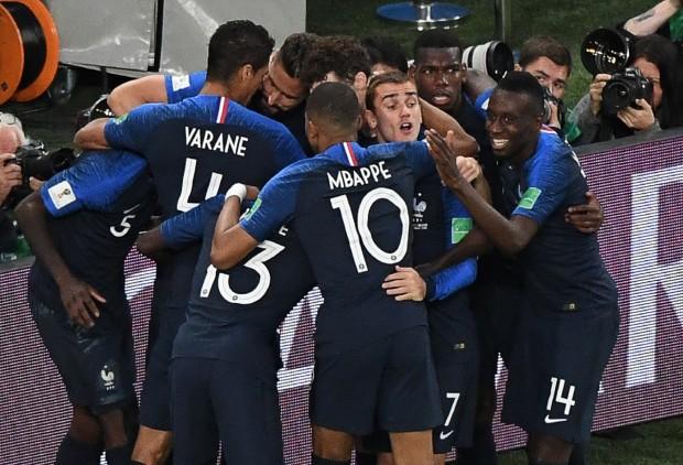 20 ans plus tard, la France de retour au sommet de la planète foot