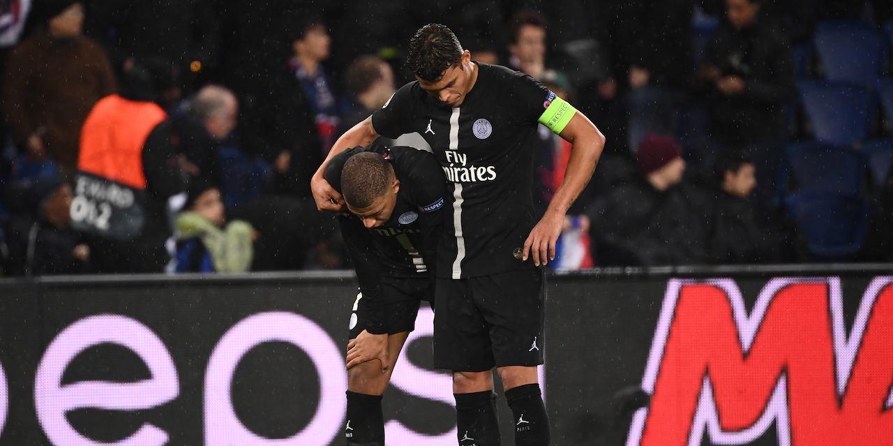 Pour le PSG, c'est de pire en pire en Ligue des Champions