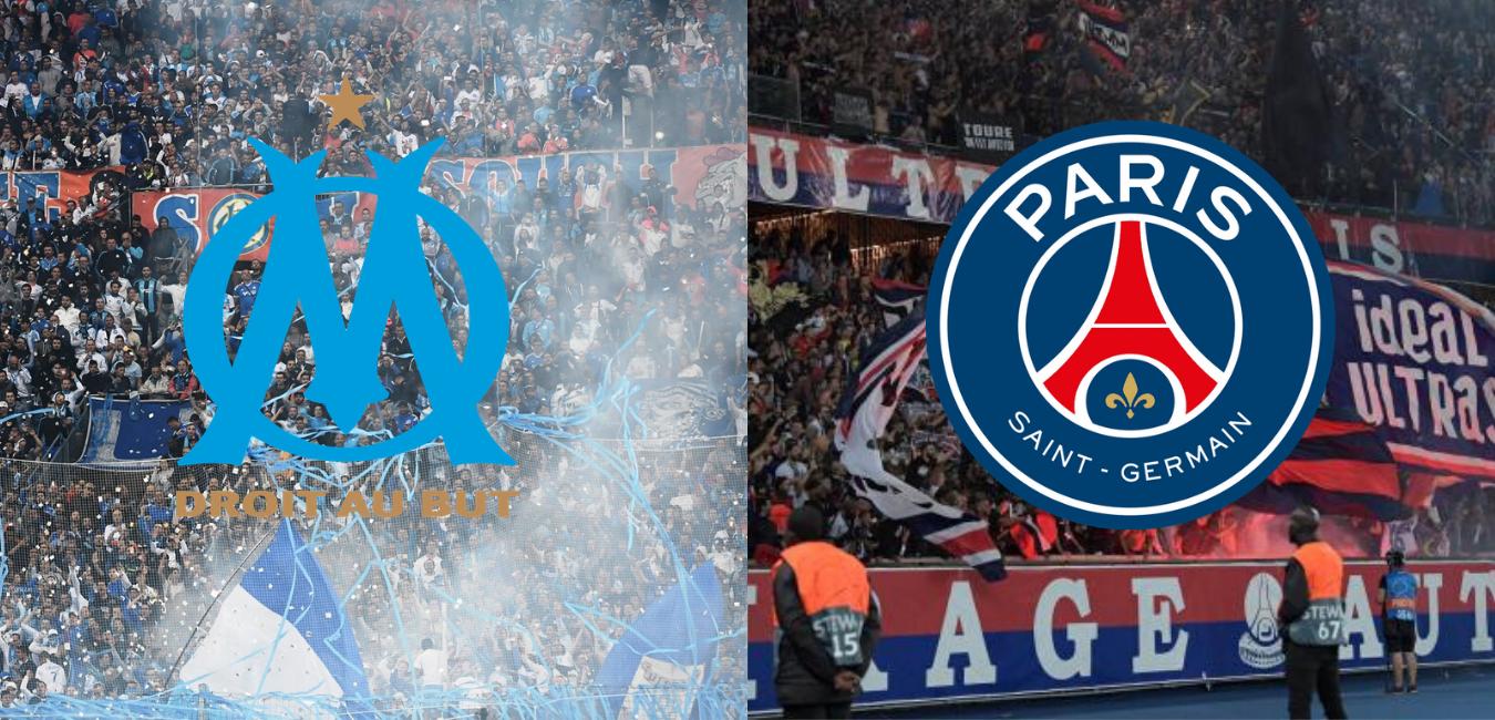 L'OM élu club le plus populaire de France, le PSG élu meilleur public