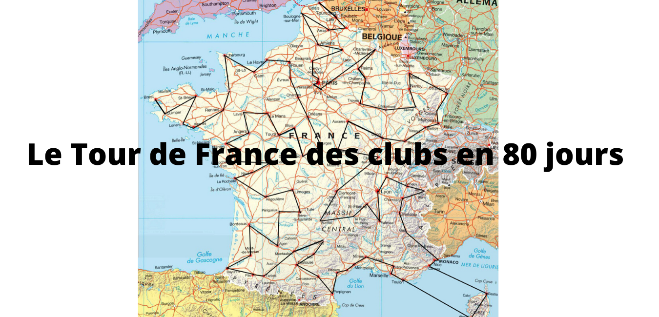 Relisez le Tour de France des clubs