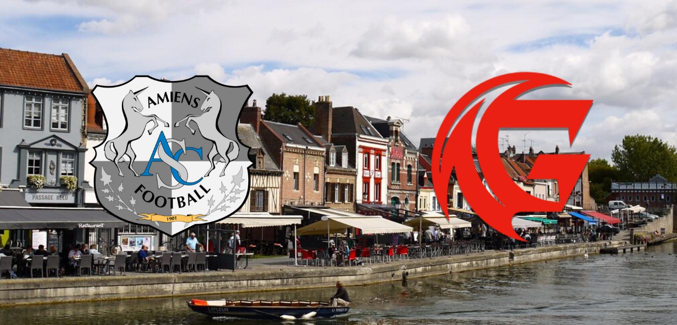 Le Tour de France des clubs, Jour 5: Amiens