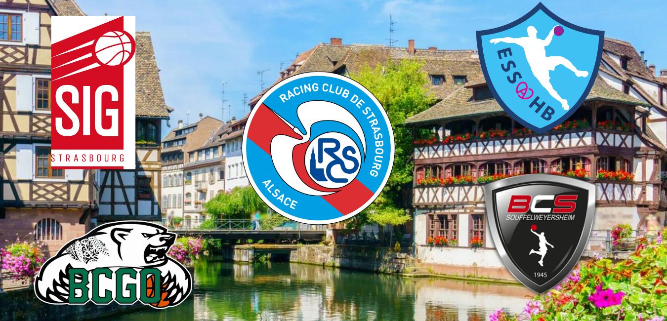 Le Tour de France des clubs, Jour 17: Strasbourg