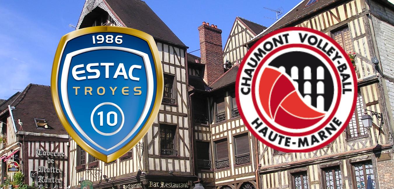 Le Tour de France des clubs, Jour 14: Troyes et Chaumont