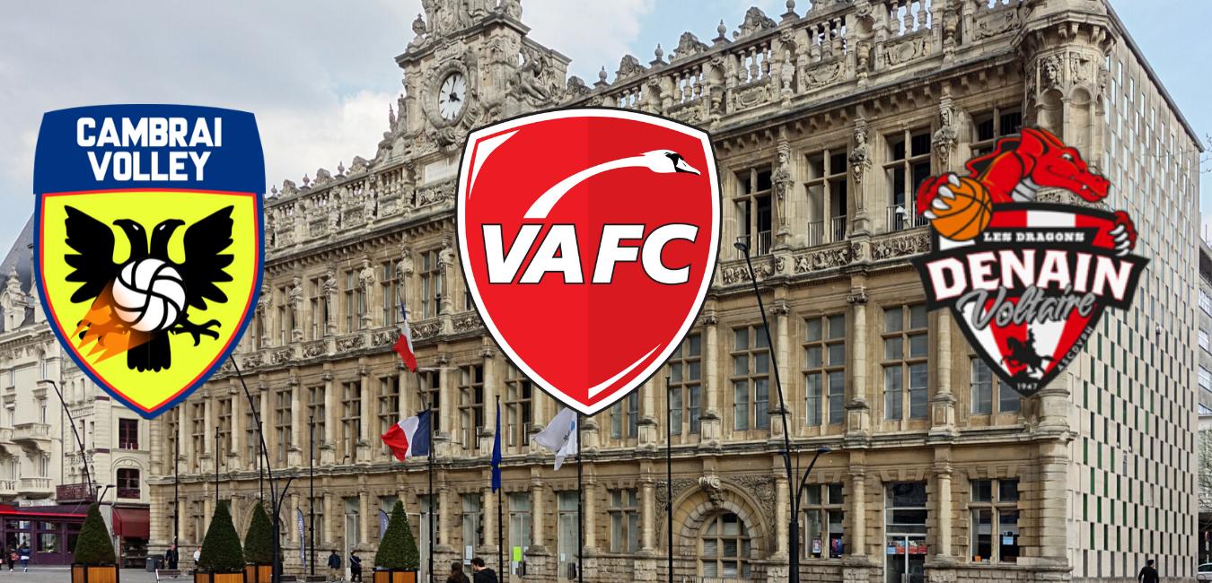 Le Tour de France des clubs, Jour 3: Valenciennes et Cambrai