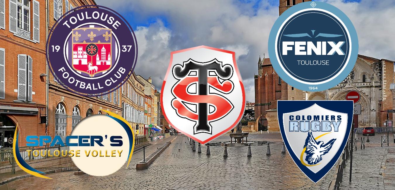 Le Tour de France des clubs, Jour 48: Toulouse