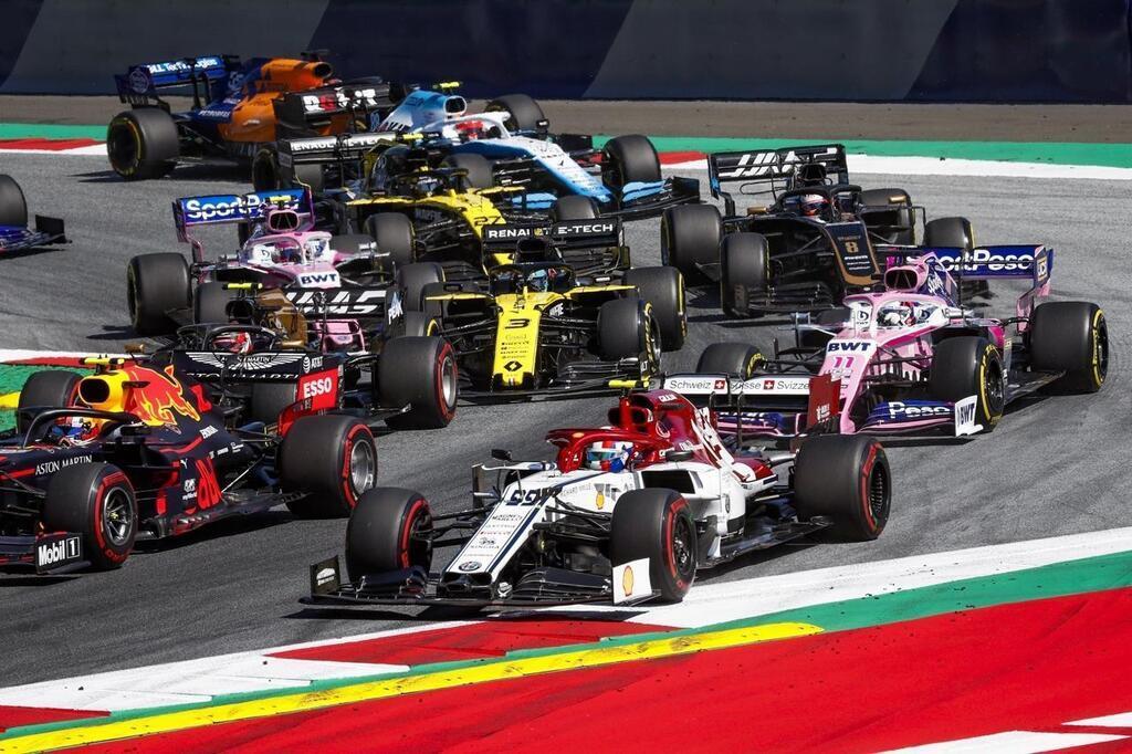 Un calendrier réduit pour les Grands Prix 2020