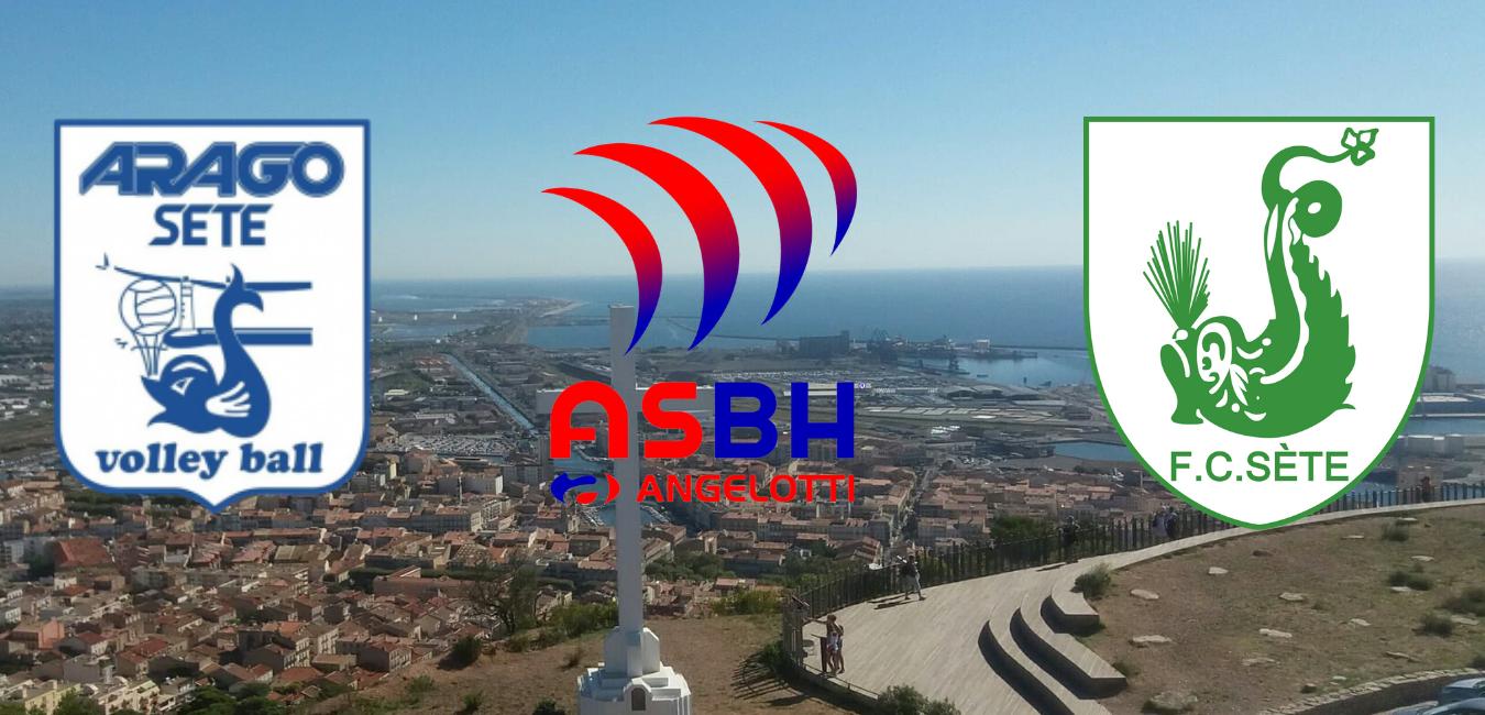 Le Tour de France des clubs, Jour 44: Sète et Béziers