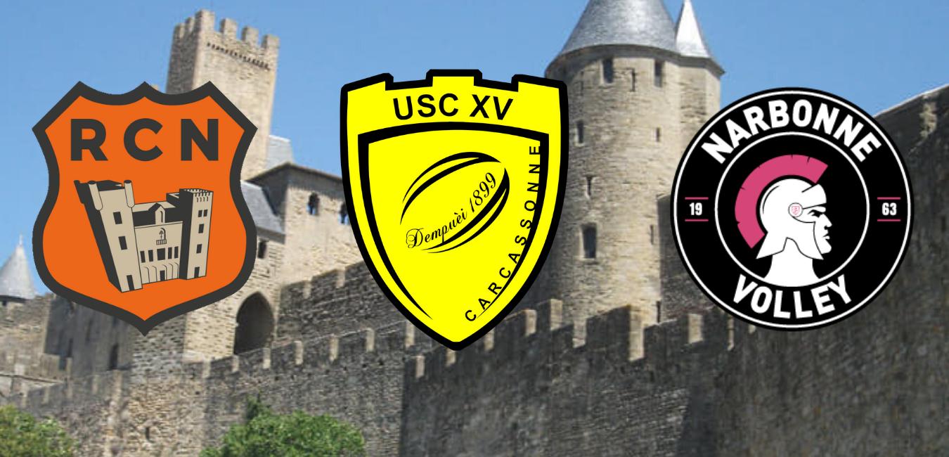 Le Tour de France des clubs, Jour 46: Narbonne et Carcassonne