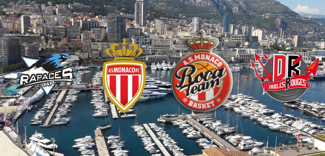 Le Tour de France des clubs, Jour 33: Monaco et les Hautes-Alpes