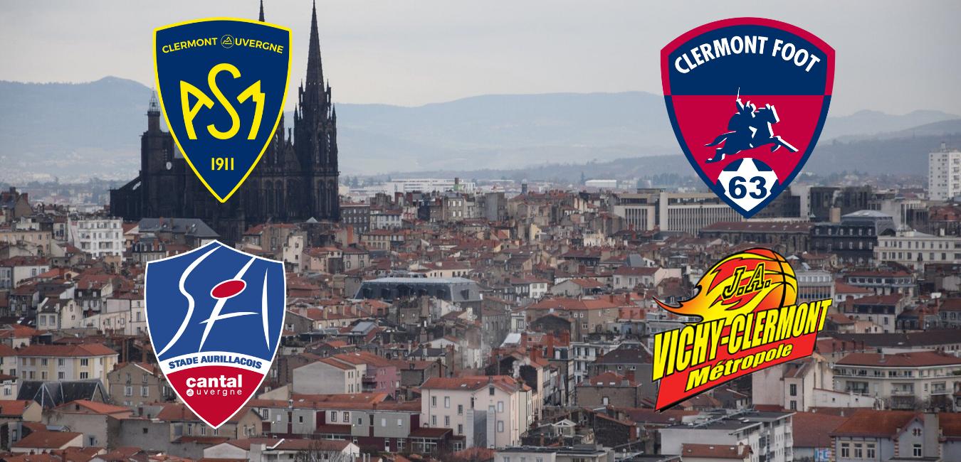 Le Tour de France des clubs, Jour 25: Clermont-Ferrand et Aurillac