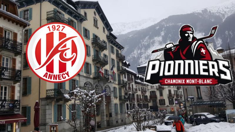 Le Tour de France des clubs, jour 30: Annecy et Chamonix