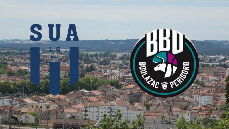 Le Tour de France des clubs, Jour 56: Agen et Boulazac