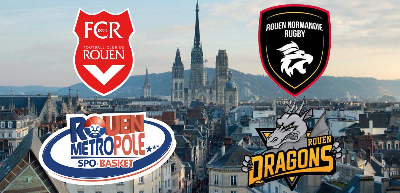 Le Tour de France des clubs, Jour 73: Rouen
