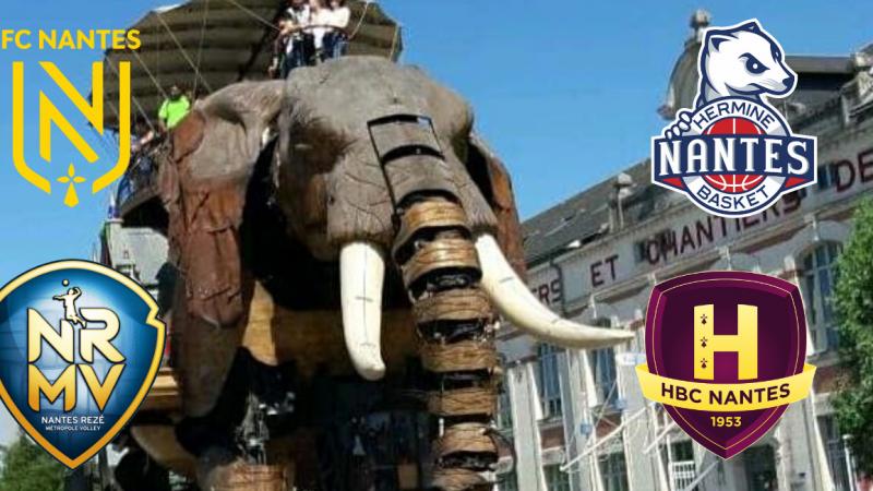 Le Tour de France des clubs, Jour 63: Nantes