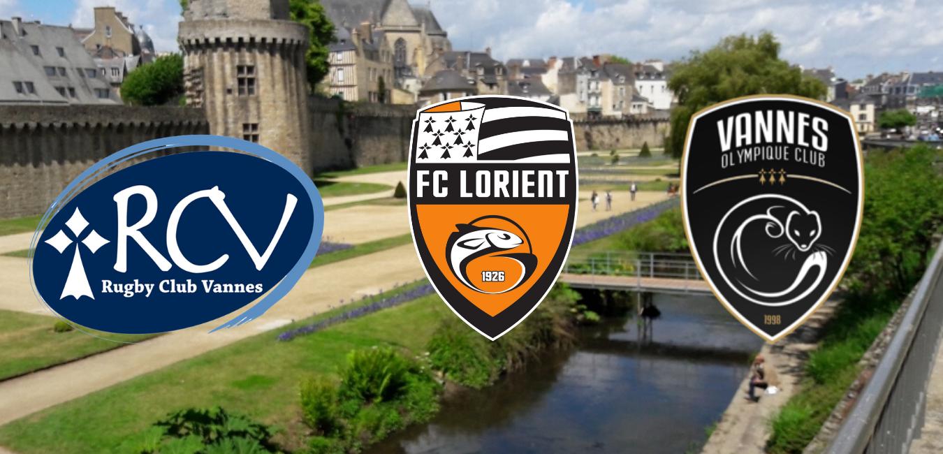 Le Tour de France des clubs, Jour 78: Vannes et Lorient