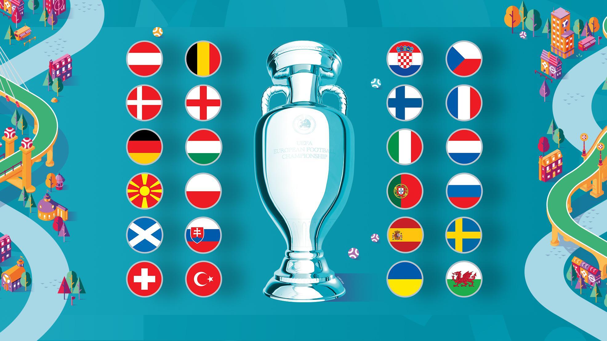 Le guide de l'Euro 2020 (en 2021)